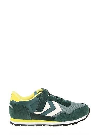 Hummel Spor Ayakkabı Gümüş